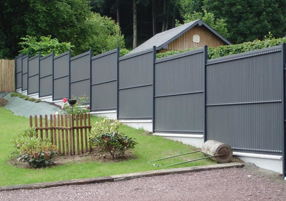 Vente panneaux rigides, grillages, clôture, occult…