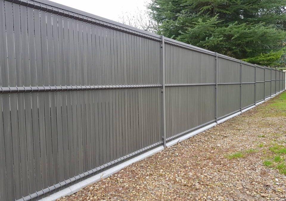 Vente de panneaux rigides, grillages, clôture, por…