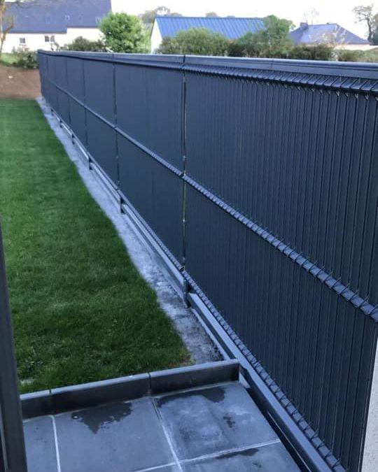 Vente de panneaux rigides, grillages, clôture, sou…