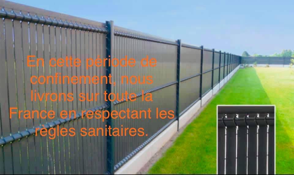 www.europe-cloture.fr  Pose et vente de panneaux r…