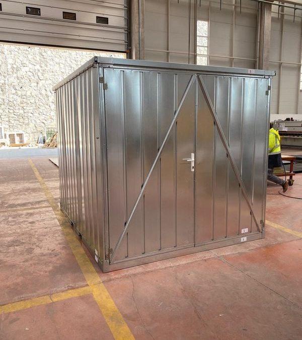 Container de stockage.   Livraison partout en Fran…